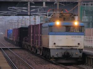 3096レ EF81 503