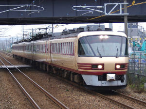 4008M「雷鳥8号」 485系A05