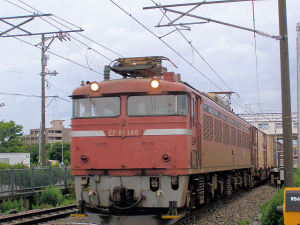 3096レ EF81 148