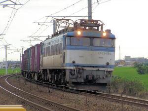 1073レ EF81 454