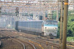 6170レ EF66 125+ワム33両