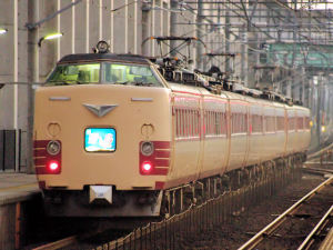 4038M・サンダーバード38号(森本)
