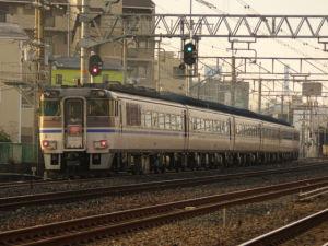 キハ181系(茨木~千里丘)