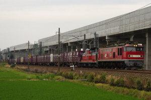 3092レ EF510-12+DD51 1188(ムド)